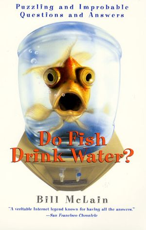 Do Fish Drink Water? book image