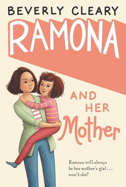 Ramona And Her Mother Beverly Cleary Hardcover