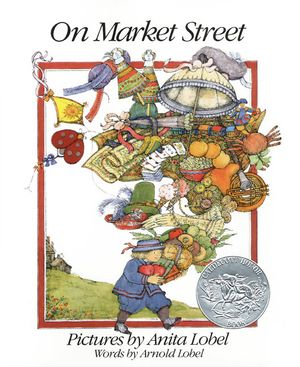 On Market Street book image