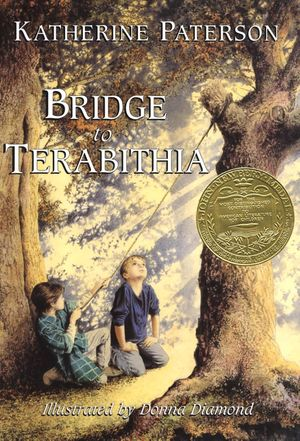 Bridge to Terabithia book image