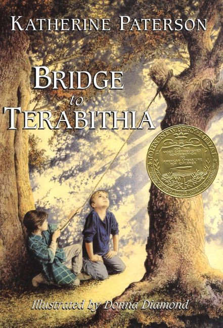 Image result for bridge terabithia cover
