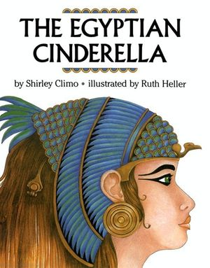 The Egyptian Cinderella book image