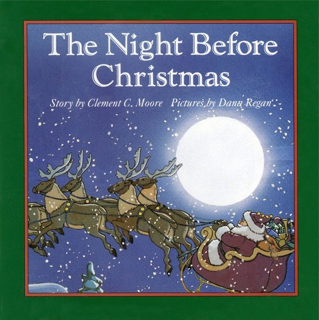 the night before christmas board book - Night Before Christmas Book