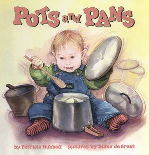 Pots and Pans book image