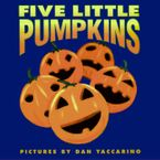 Five Little Pumpkins Paperback  by Public Domain