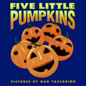 Five Little Pumpkins book image