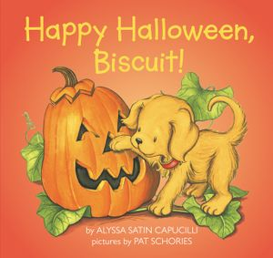 Happy Halloween, Biscuit! book image