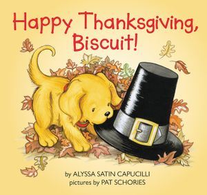 Happy Thanksgiving, Biscuit! book image