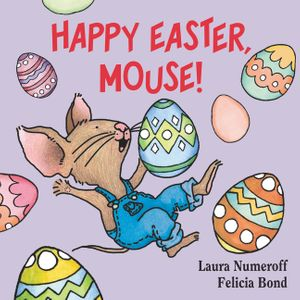 Happy Easter, Mouse! book image