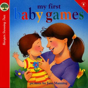 My First Baby Games book image