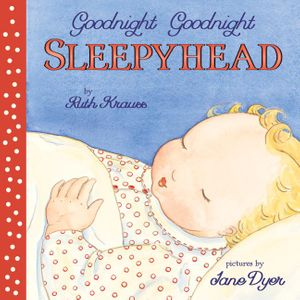 Goodnight Goodnight Sleepyhead Board Book book image