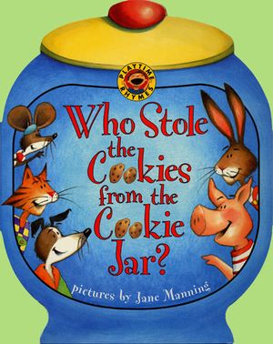 Who Stole the Cookies from the Cookie Jar? book image