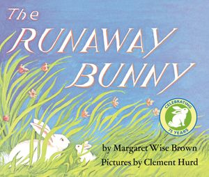 The Runaway Bunny Lap Edition book image