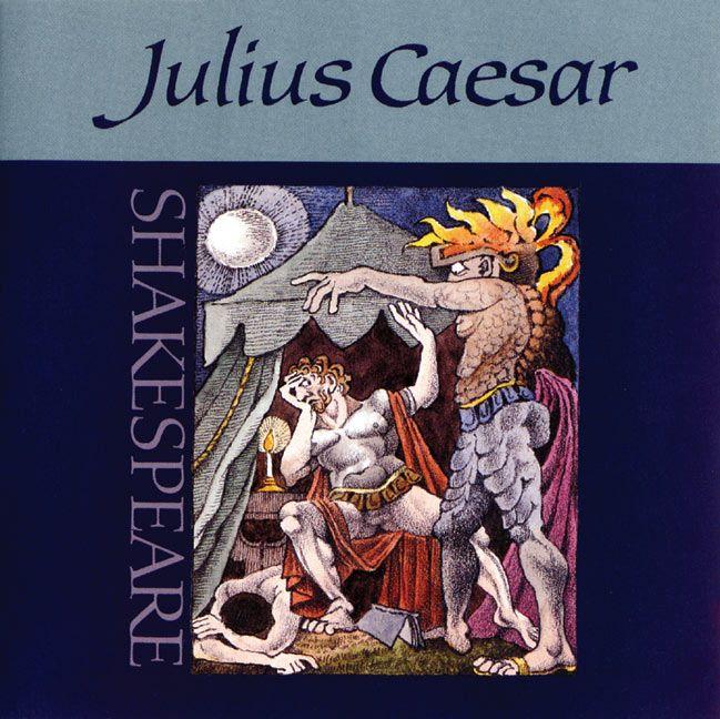 JULIUS CAESAR CD - William Shakespeare - Audio cassette