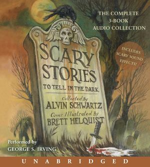 Scary Stories Audio CD Collection book image