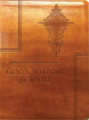 God's Wisdom For Today Hardcover  by