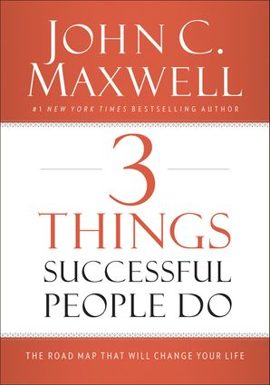 3 Things Successful People Do Hardcover  by
