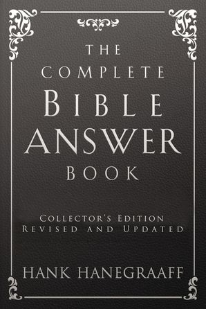 Complete Bible Answer Book