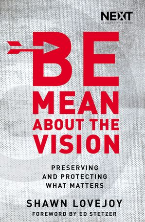 LN: Be Mean: Relentlessly Protecting the Vision