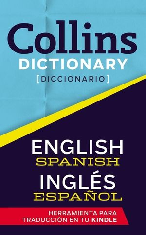 Collins Dictionary -  English to Spanish book image