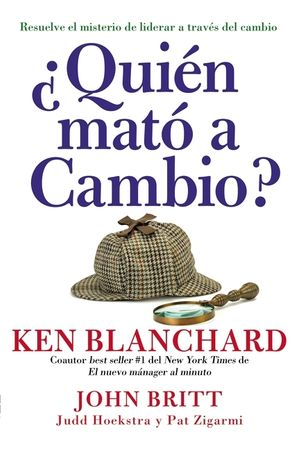 ¿Quien mató a Cambio? book image