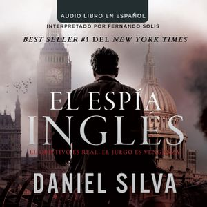espía ingles book image