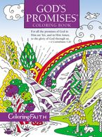 God's Promises Coloring Book - Jack Countryman