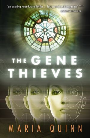 The Gene Thieves book image