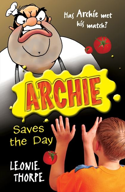 archie saves the day thorpe leonie