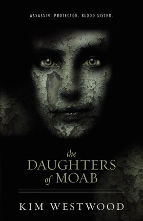 Cover image - The Daughters of Moab