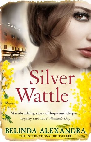 Cover image - Silver Wattle
