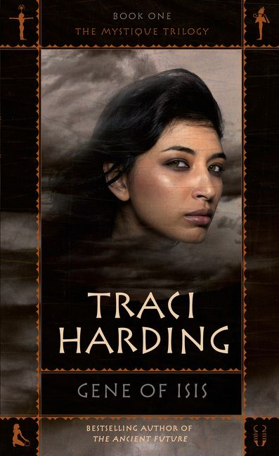 Image result for gene of isis traci harding book cover