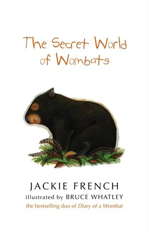 The Secret World Of Wombats book image