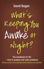 What's Keeping You Awake at Night