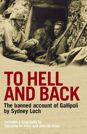 To Hell And Back book image