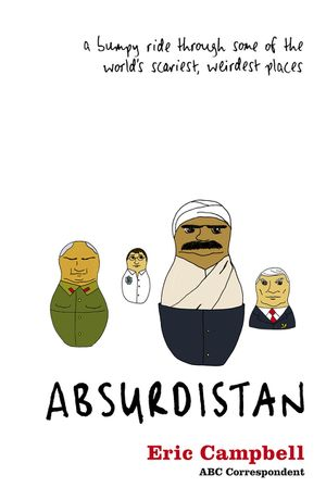 Absurdistan book image