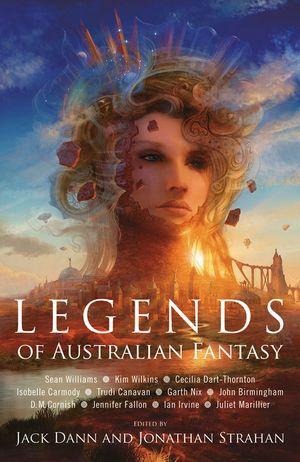 Legends of Australian Fantasy book image