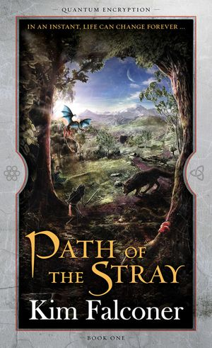 Path of the Stray book image