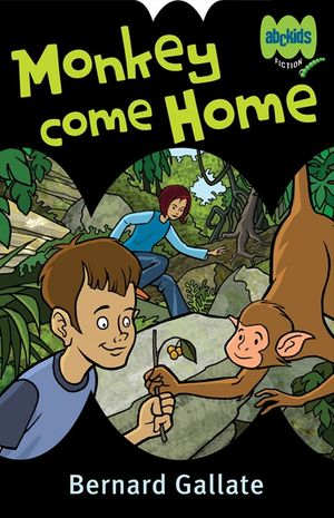Monkey Come Home book image