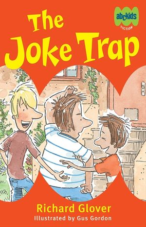 Joke Trap book image