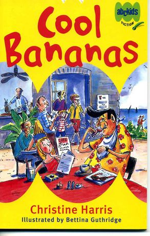 Cover image - Cool Bananas