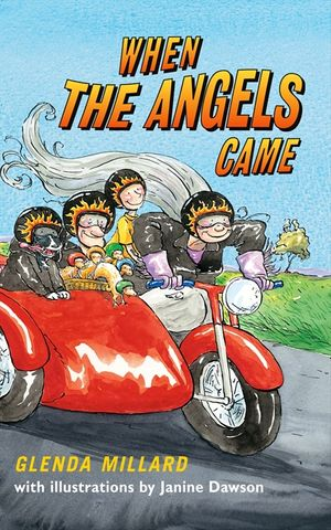 When the Angels Came book image