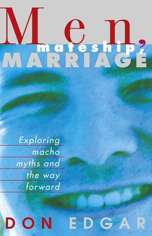 MEN MATESHIP MARRIAGE book image