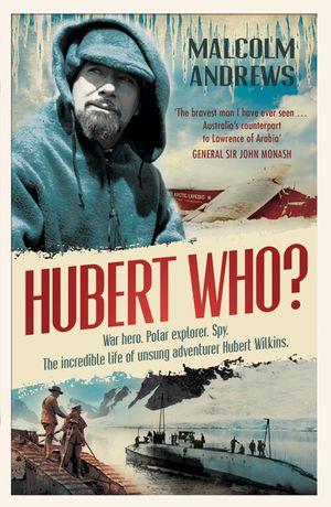 Hubert Who? book image