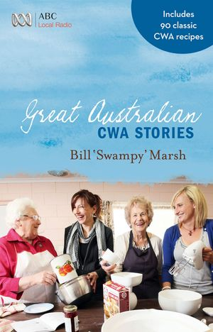 CWA Stories book image