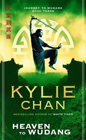 Cover image - Heaven to Wudang: Journey to Wudang Bk 3