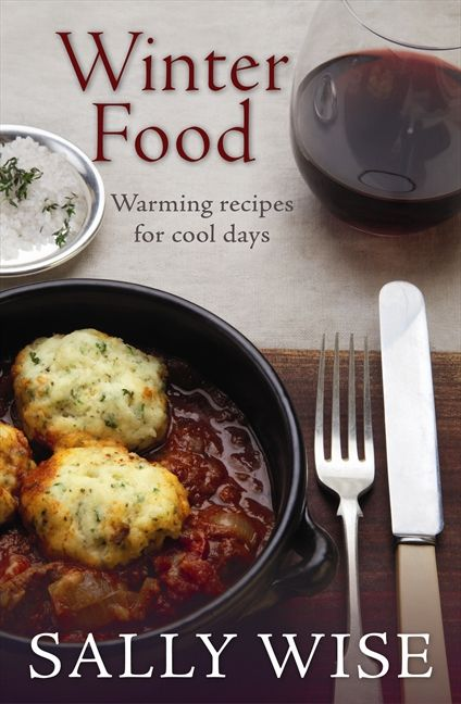 Winter food sally wise e book enlarge book cover forumfinder Choice Image