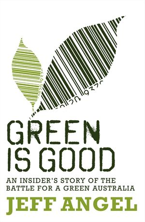 Green is Good book image