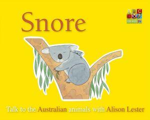 Snore book image