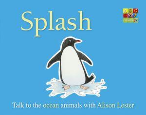 Splash book image
